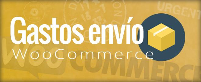 Configurar gastos de envío en WooCommerce según el peso