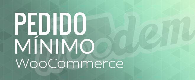 Cómo configurar un pedido mínimo en WooCommerce