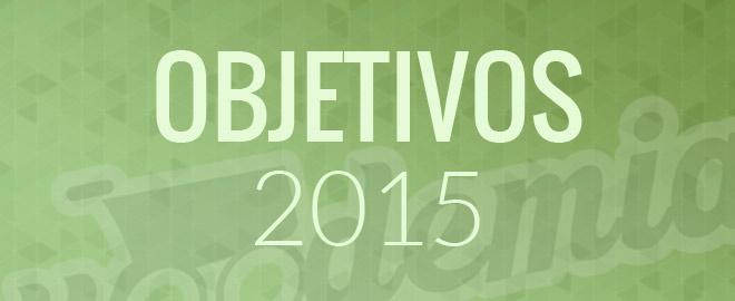 Objetivos de Woodemia para el 2015