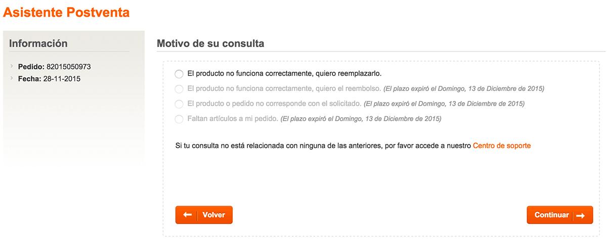 Asistente postventa PCComponentes.com