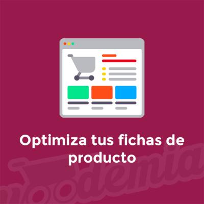 Optimiza tus fichas de producto para vender mas en tu tienda online