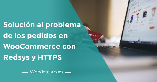 Solución al problema de los pedidos en WooCommerce con Redsys y HTTPS