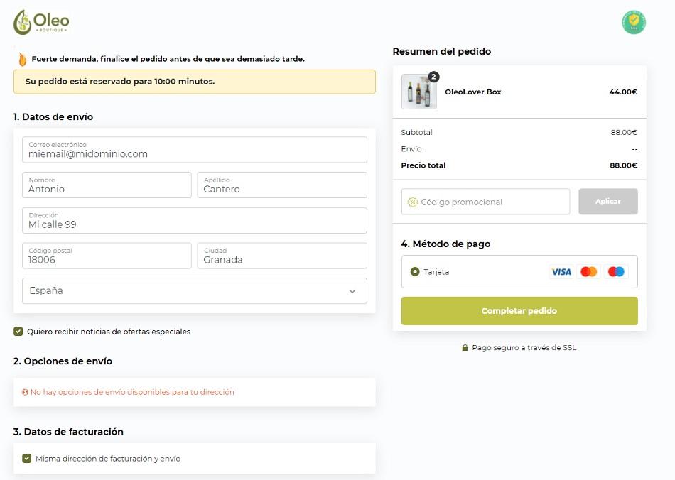 pagina-pago-optimizada-conversion-woocommerce-checkout-x